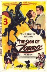DVD ZORRO 1958 - GUY WILLIAMS - 3 DVDs