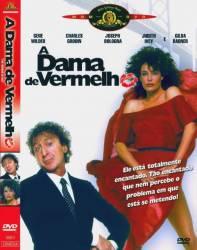 DVD A DAMA DE VERMELHO - 1984