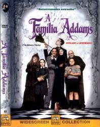 DVD A FAMILIA ADDAMS