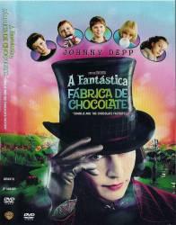 DVD A FANTASTICA FABRICA DE CHOCOLATE