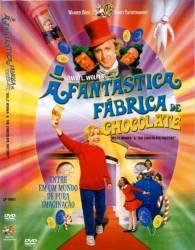 DVD A FANTASTICA FABRICA DE CHOCOLATE - 1971