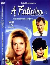 DVD A FEITICEIRA - 7 TEMP - 4 DVDs