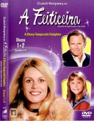 DVD A FEITICEIRA - 8 TEMP - 4 DVDs