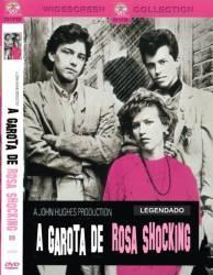 DVD A GAROTA DE ROSA SHOCKING