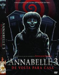 DVD ANNABELLE 3 - DE VOLTA PARA CASA