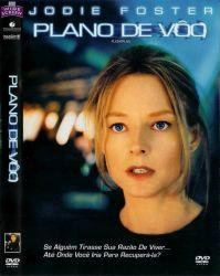 DVD PLANO DE VOO - JODIE FOSTER