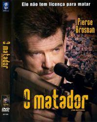 DVD O MATADOR - PIERCE BROSNAN