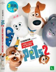 DVD PETS 2 - A VIDA SECRETA DOS BICHOS 2