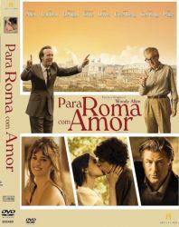 DVD PARA ROMA COM AMOR - ALEC BALDWIN