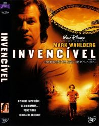DVD INVENCIVEL - MARK WAHLBERG