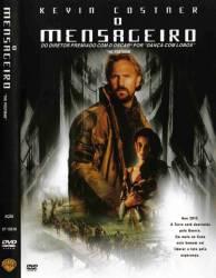 DVD O MENSAGEIRO - KEVIN COSTNER