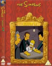 DVD OS SIMPSONS - 17 TEMP - 4 DVD