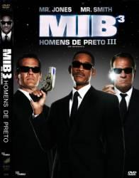 DVD MIB 3 - HOMENS DE PRETO