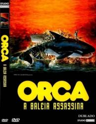 DVD ORCA A BALEIA ASSASSINA