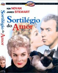 DVD SORTILEGIO DE AMOR - JAMES STEWART - 1958