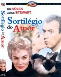 DVD SORTILEGIO DE AMOR - JAMES STEWART - 1958