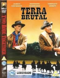 DVD TERRA BRUTA - FAROESTE - 1961