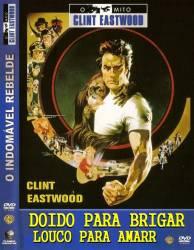 DVD DOIDO PARA BRIGAR LOUCO PARA AMAR - DUBLADO - CLINT EASTWOOD