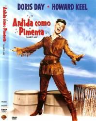 DVD ARDIDA COMO PIMENTA - DUBLADO - 1953