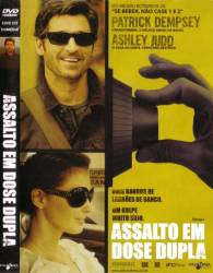 DVD ASSALTO EM DOSE DUPLA
