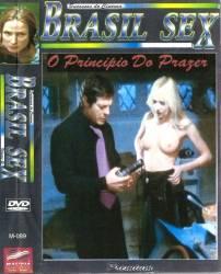DVD O PRINCIPIO DO PRAZER - PORNOCHANCHADA