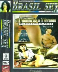 DVD 19 MULHERES E 1 HOMEM - PORCNOCHANCHADA