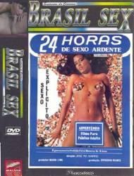 DVD 24 HORAS DE SEXO ARDENTE - PORNOCHANCHADA
