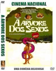 DVD A ARVORE DOS SEXOS - PORNOCHANCHADA