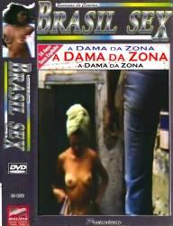 DVD A DAMA DA ZONA - PORNOCHANCHADA