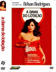 DVD A DAMA DO LOTAÇAO - PORNOCHANCHADA