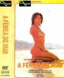 DVD A FEMEA DO MAR - PORNOCHANCHADA