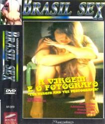 DVD A VIRGEM E O FOTOGRAFO - PORNOCHANCHADA