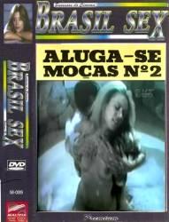 DVD ALUGA-SE MOÇAS 2 - PORNOCHANCHADA