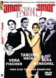 DVD AMOR ESTRANHO AMOR - PORNOCHANCHADA