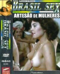 DVD ARTESAO DE MULHERES - PORNOCHANCHADA