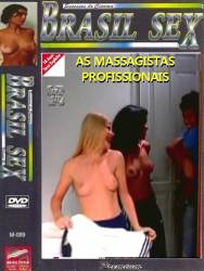 DVD AS MASSAGISTAS PROFISSIONAIS - PORNOCHANCHADA