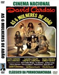 DVD AS SEIS MULHERES DE ADAO - PORNOCHANCHADA