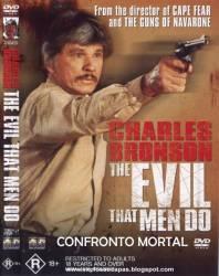 DVD CONFRONTO MORTAL - JUSTIÇA SELVAGEM - CHARLES BRONSON - DUBLADO