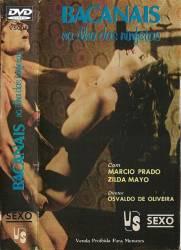 DVD BACANAIS NA ILHA DAS NINFETAS - PORNOCHANCHADA