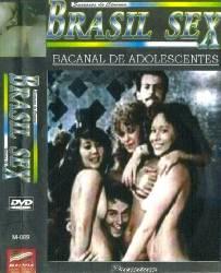 DVD BACANAL DE ADOLESCENTES - PORNOCHANCHADA