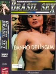 DVD BANHO DE LINGUA - PORNOCHANCHADA