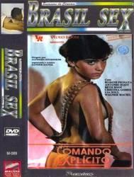 DVD COMANDO EXPLICITO - 1986 - PORNOCHANCHADA