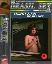 DVD CORPO E ALMA DE MULHER - PORNOCHANCHADA
