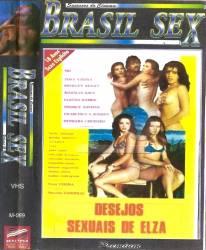 DVD DESEJOS SEXUAIS DE ELZA - PORNOCHANCHADA
