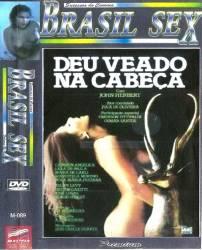 DVD DEU VEADO NA CABEÇA - PORNOCHANCHADA