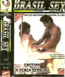 DVD EROTICA A FEMEA SENSUAL - PORNOCHANCHADA