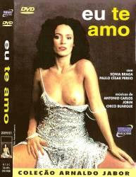 DVD EU TE AMO - PORNOCHANCHADA