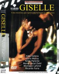 DVD GISELLE - PORNOCHANCHADA