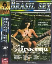 DVD IRACEMA A VIRGEM DOS LABIOS DE MEL - PORNOCHANCHADA