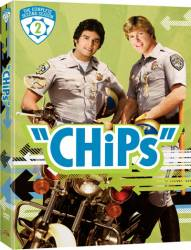 DVD CHIPs - 2 TEMP - 6 DVDs